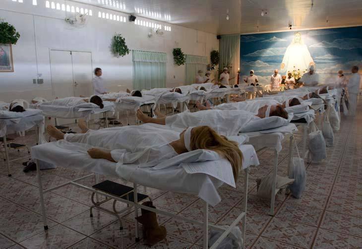 Lista de Hospitais Espíritas no Brasil